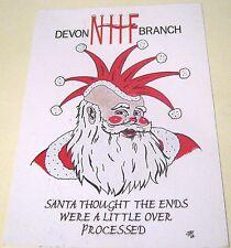 Advertising Devon NHF Branch Hairdressers - posted