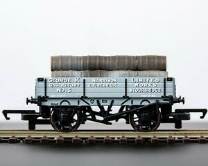 OO Gauge 1:76 Scale Barrel Load for Hornby  (27mm x 56mm) Style C