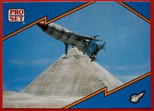 Thunderbirds PRO SET - Card #096 - At The Lost Pyramid - Pro Set Inc 1992