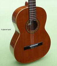 Spanische 4/4 Konzert-Gitarre Ramon Toledo 6E Decke Fichte massiv hochwertig Top