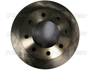 Disc Brake Rotor Rear NewTek 55120
