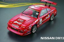 1:10  Lexan Body / Karosserie  Nissan DM 13  (clear+decals )