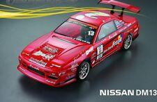 1:10  Lexan Body / Karosserie  Nissan DM 13  (clear+decals )
