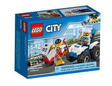 New Lego City Police ATV Arrest 60135 Building Toy 47-pcs