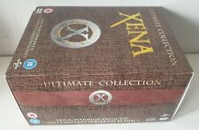 Xena: Warrior Princess - The Ultimate Collection (36-Disc) Region 2 DVD Box Set