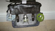 SANTORO GORJUSS SATCHEL - ON TOP OF THE WORLD - BRAND NEW WITH ALL TAGS