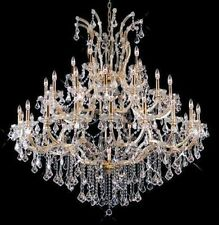 Palace Emperor 41 light  Maria Theresa Crystal Chandelier light Gold 52x54