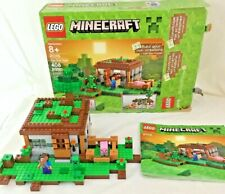 Lego Minecraft The First Night Set #21115 100% Complete + Box & Instructions