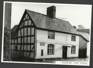 Photograph Wigmore Post Office nr Leintwardine Herefordshire NOT A POSTCARD