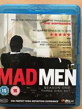 Mad Men - Saison 1 2007 américain US Série TV GB Blu-Ray Coffret