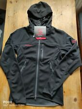 Mammut Ultimate Hoody Jacket Jacke  Herren Softshell  Kapuzenjacke Neu Gr.S 259€