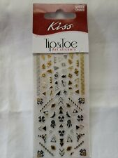 Kiss Tip & Toe Nail Art Stickers Dna03