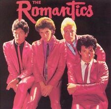 THE ROMANTICS - Self Title S/T What I Like About You Girl Next Door and more CD