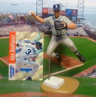 1997  ALEX RODRIGUEZ - Starting Lineup - SLU - Figure &  Card - SEATTLE MARINERS