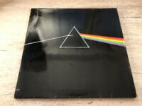 LP Pink Floyd ‎– The Dark Side Of The Moon 1973 FOC EMI Harvest ‎– 1C 062-05 249