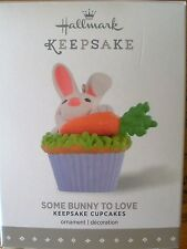 Hallmark - 2016 - Keepsake Cupcakes - Some Bunny To Love - 9th in Monthly Series