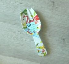 Cynthia Rowley Melamine Salad Servers, Flamingos, New