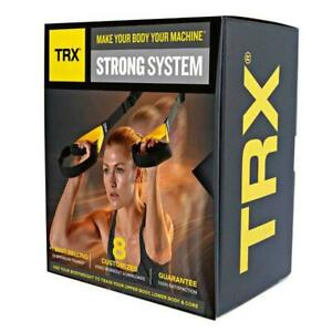 NEW TRX Strong System Bodyweight Training Suspension Trainer