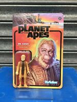 Super7 Reaction Dr Zaius Planet Of The Apes Carded