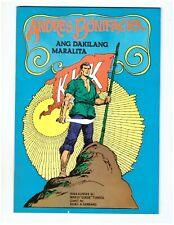 10 pcs set - Philippine National heroes komiks in Tagalog