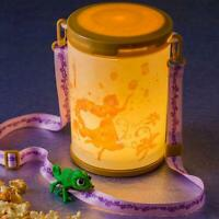 Tangled Rapunzel Popcorn Bucket Figure Lantern Tokyo Disney Resort Limited Japan