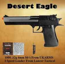 Desert Eagle .50 Licensed .44 Magnum Airsoft Gun Pistol UKARMS Lancer Tactical