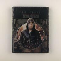 Mission: Impossible - Ghost Protocol (MetalPak) (Blu-ray, 2015) *US Region Free*