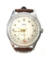 ORIS Pointer Date Mens Analog Watch Automatic 574 7403-40B