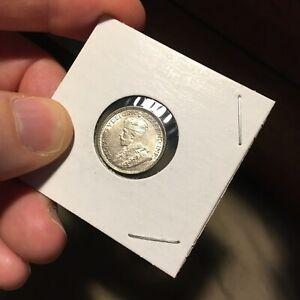 1917 -- 10C, Canada -- 10 Cent Silver