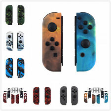 Pattern Design Housing Shell w/ Buttons Repair Kits for Nintendo Switch Joy-Con