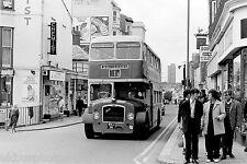 BRIGHTON HOVE & DISTRICT WNJ36 6x4 Bus Photo