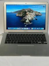 Apple MacBook Air 13-inch 1.6 GHz Intel Core i5 8GB 256GB SSD Early 2015