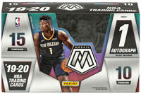 1 BOX BREAK - 2019-20 Panini Prizm Mosaic Basketball Hobby Box - Random Teams
