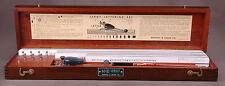 Vtg Leroy Lettering Set-Wood Box-Keuffel & Esser Co-1950-Made in USA-Mid Century