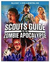 Scouts Guide to the Zombie Apocalypse [New Blu-ray] 2 Pack, Dubbed, Subtitled,