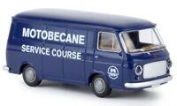 BREKINA 34461 - Fiat 238 Van ''Motobecane'' Service Course Scale H0 1/87