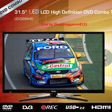 """TEAC 32"""" Inch (81cm) HD LED LCD TV PVR Pause Record Live TV 3x HDMI USB"""