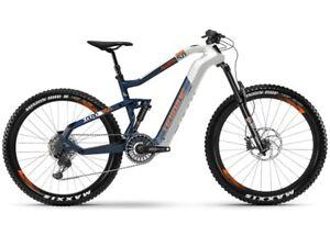 B-Ware: Haibike XDURO AllMtn 5.0 (i630Wh) Fullsuspension E-Bike, R: 44cm,