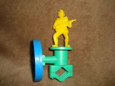 "Vintage McDonalds Ghostbusters Egon Spinner Bike accessory Plastic 5.5"" tall"
