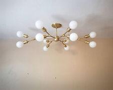 Modern Contemporary Light - Mid Century Multiple Light Bulbs Chandelier