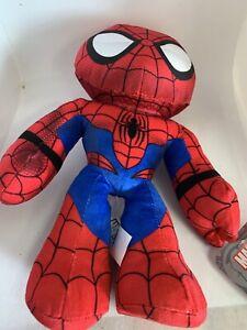 Spider-Man - Marvel Flexers Poseable Plush Figurine - Walgreens Exclusive