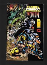 Badrock Wolverine #1 1996 one-shot Image Marvel NM
