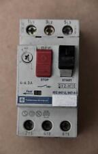 TELEMECANIQUE gv2-m10 MOTOR STARTER 4-6.3a #s979
