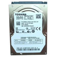 "Disco Duro interno HD 2.5"" SATA HITACHI 250GB 7200 rpm para Portatil Laptop"
