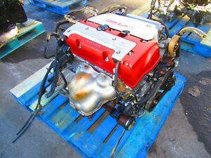 JDM Honda K20A Type R Engine 2.0L I-VTEC Motor 6speed Tranny Accord Euro R TSX