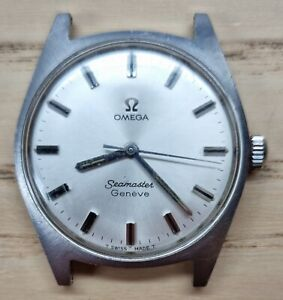 Vintage Omega 1968 Seamaster Manual Men's Steel Wristwatch Cal. 601 Ref. 135.041