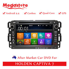 "8"" Android Quad Core Navigation Car DVD GPS Stereo Player For HOLDEN CAPTIVA 7"
