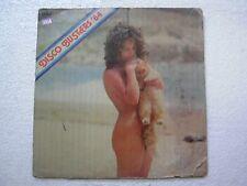 DISCO BUSTERS 84 LILLO KWICK SHERRY KEAN nude cover RARE LP RECORD 1984 INDIA ex