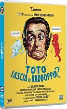 Dvd TOTO' LASCIA O RADDOPPIA - (1956)  ......NUOVO