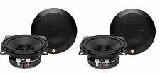 "Rockford Fosgate Prime R14X2 4"" 10cm 2 Way Speakers VW Transporter T4 Dash"